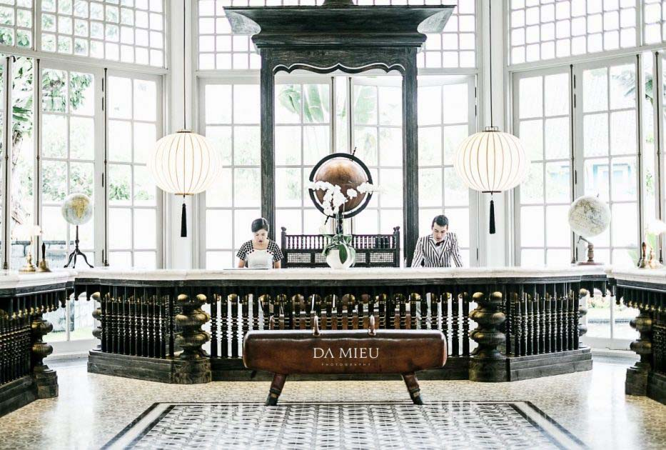JW Marriott Resort  Lobby by Da Mieu Photography
