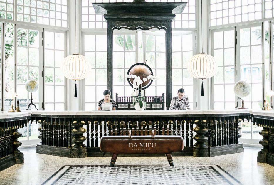 JW Marriott Resort  Lobby by Da Mieu Photography
